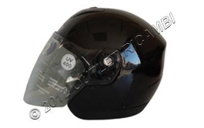 c480000040105 demi jet helmet nolan n42 genesis 10 metal black size s ebay. Black Bedroom Furniture Sets. Home Design Ideas