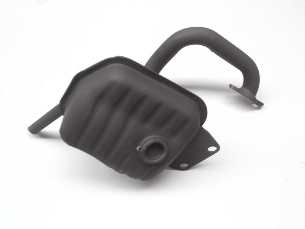 0220 piaggio ape 50 auspuff motor website 2t ebay. Black Bedroom Furniture Sets. Home Design Ideas